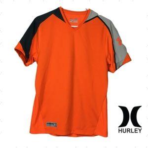Hurley Under Armour HeatGear Training Mens Top M